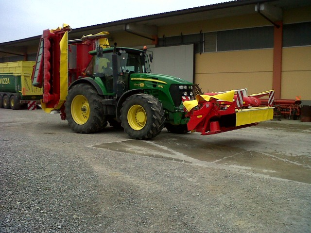 Pottinger X8 collector